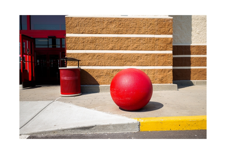 A Red Rubber Ball