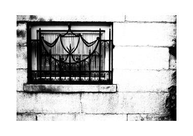 Window on Benefit Street