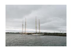 Boats at the Herreshoff Marine Museum