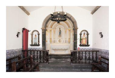 Inside Chapel Natividade