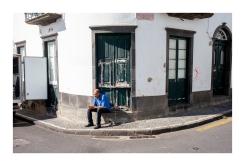 Man at the Corner