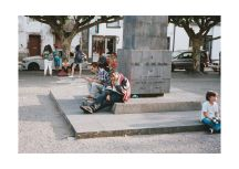 Man in the Square