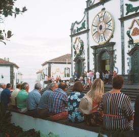 Outdoor Prayer During Mass (1 of 1)