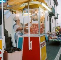 Popcorn is a popular treat in Villa Franca.