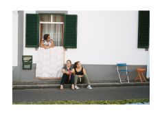 Three Women, Two Chairs