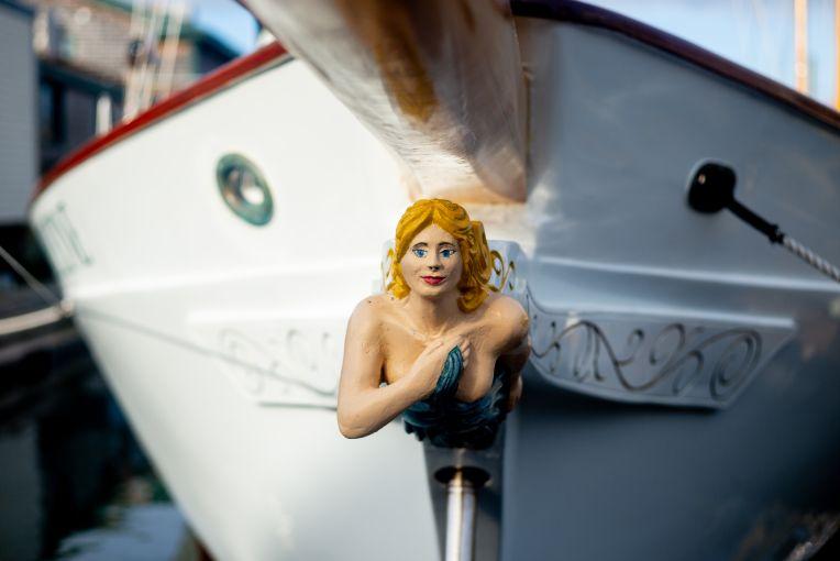 Bow Mermaid
