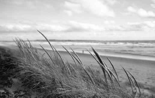 Shot at Third Beach in Newport
