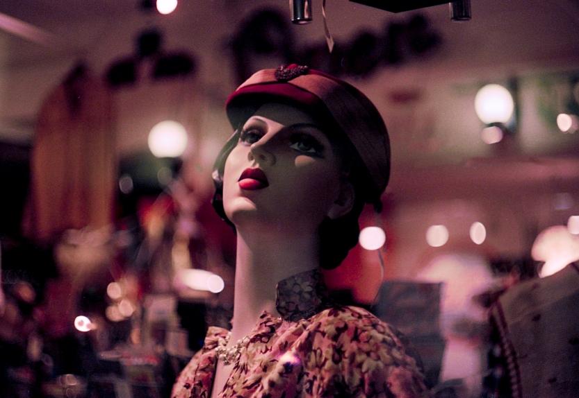 Arcade Woman