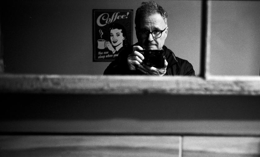 Java Junkie (Self Portrait)