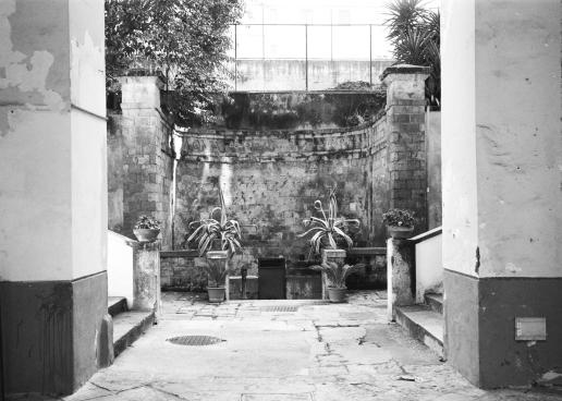 Alley in Sorrento-1