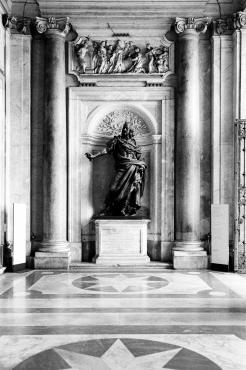 In Santa Maria Maggiore Church, Rome