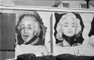Marilyn and Albert