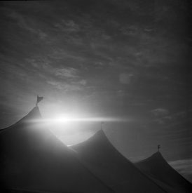 Reality So Subtle 6X6, Ilford PanF