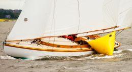 Herreshoff S Boat 100 Year Anniversary Regatta, Bristol RI