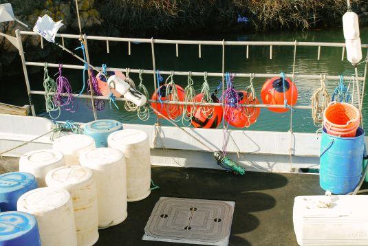 Fishing Boat Deck