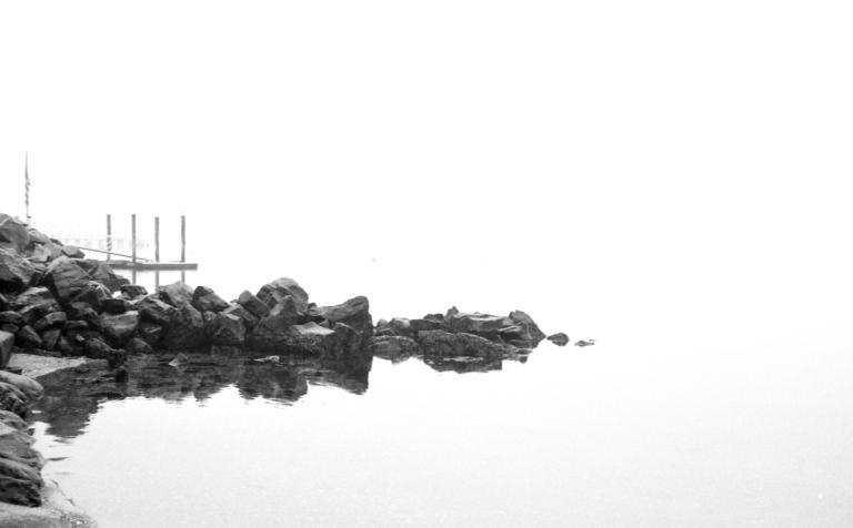 Beach Jetty, Bristol Harbor